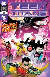 Teen Titans 044 2020 Digital Mephisto