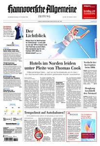 Hannoversche Allgemeine Zeitung - 05. Oktober 2019
