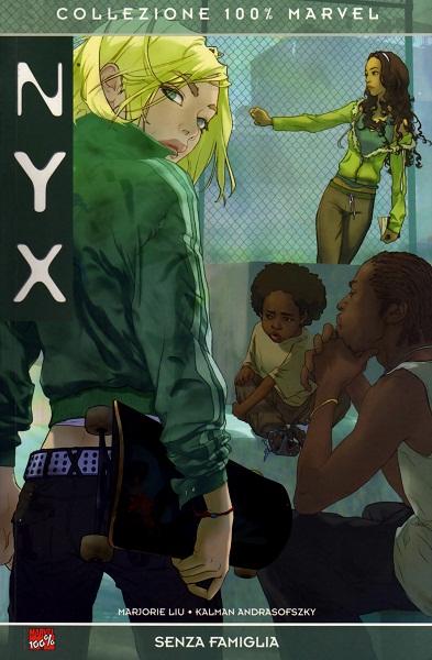NYX - Volume 2 - Senza Famiglia
