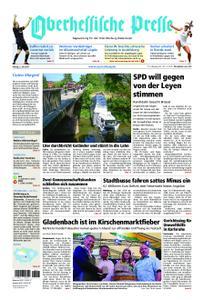 Oberhessische Presse Marburg/Ostkreis - 05. Juli 2019