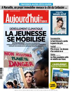 Aujourd'hui en France du Vendredi 22 Février 2019
