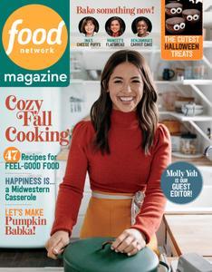 Food Network - October 2021