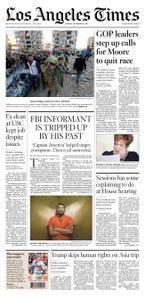 Los Angeles Times  November 14 2017