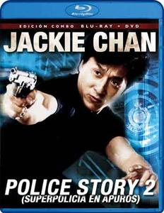 Police Story 2 (1988) [REMASTERED]