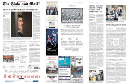 The Globe and Mail – May 17, 2019