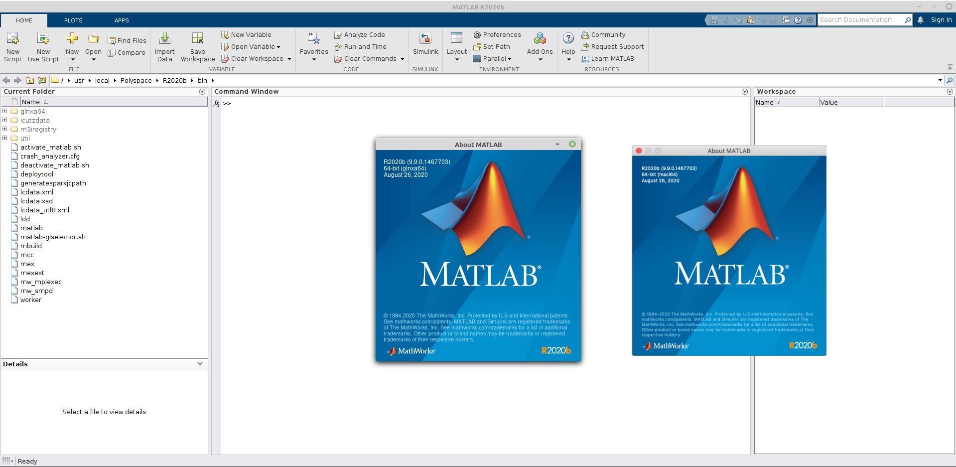 Matlab r2020b install
