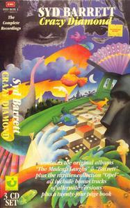 Syd Barrett - Crazy Diamond: The Complete Recordings (1993) {3CD Box Set} Repost