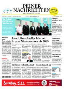 Peiner Nachrichten - 02. November 2017