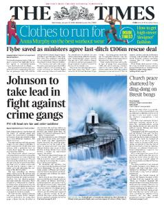 The Times - 15 January 2020
