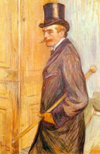 Henri de Toulouse-Lautrec (1864 - 1901) | (25 pictures)