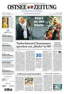 Ostsee Zeitung Wolgast - 07. Dezember 2017