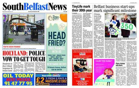 South Belfast News – September 20, 2018