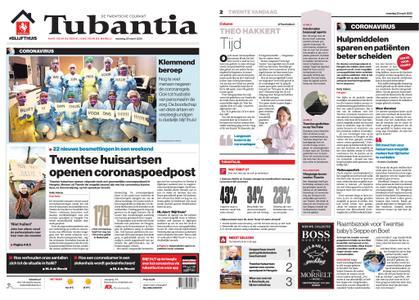 Tubantia - Hengelo – 23 maart 2020