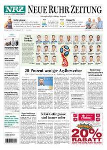 NRZ Neue Ruhr Zeitung Essen-Postausgabe - 05. Juni 2018
