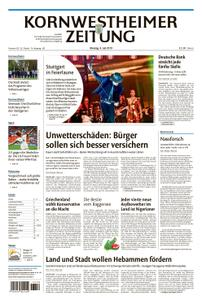 Kornwestheimer Zeitung - 08. Juli 2019