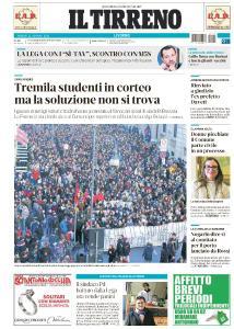 Il Tirreno Livorno - 11 Gennaio 2019