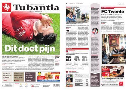 Tubantia - Enschede – 30 april 2018