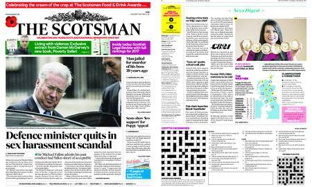 The Scotsman – November 02, 2017