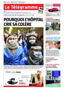 Le Télégramme Brest Abers Iroise – 15 novembre 2019