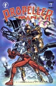 Propeller Man 007 1994 Dark Horse Rumor