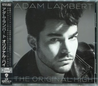 Adam Lambert - The Original High (2015) {Japanese Edition} RE-UP