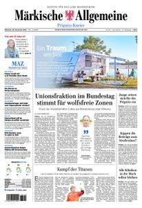 Märkische Allgemeine Prignitz Kurier - 28. November 2018