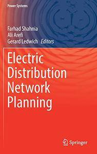 Electric Distribution Network Planning (Power Systems) [Repost]