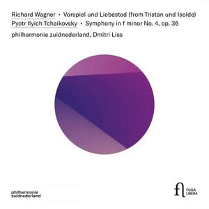 Philharmonie Zuidnederland, Dmitri Liss - Wagner: Vorspiel und Liebestod, Tchaikovsky: Symphony in F Minor No. 4, Op. 36 (2018)