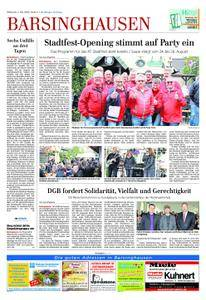 Barsinghausen/Wennigsen - 02. Mai 2018