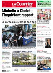 Le Courrier de l'Ouest Angers – 17 septembre 2019