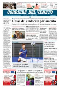 Corriere del Veneto Venezia e Mestre – 14 giugno 2019