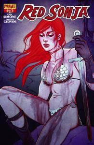 Red Sonja 0152015 3 covers Digi-Hybrid