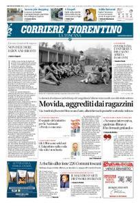 Corriere Fiorentino La Toscana – 06 novembre 2018