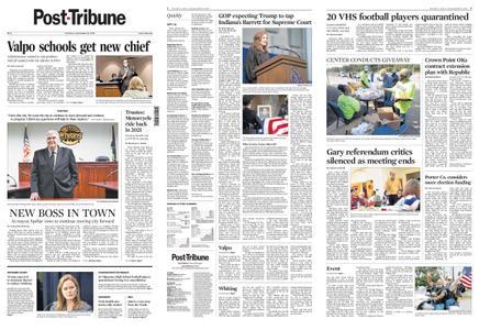 Post-Tribune – September 26, 2020