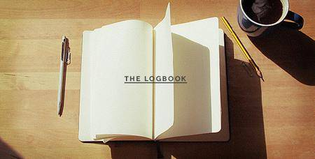 The Logbook Mockup - Project for After Effects (VideoHive)