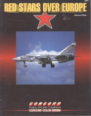 Concord 3003: Red Stars Over Europe (Repost)