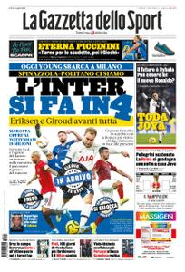 La Gazzetta dello Sport Sicilia – 17 gennaio 2020