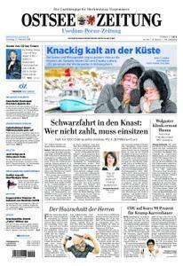 Ostsee Zeitung Wolgast - 27. Februar 2018