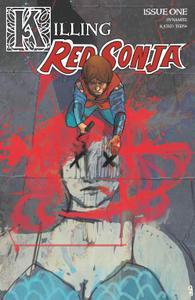 Killing Red Sonja 001 2020 2 covers digital The Seeker