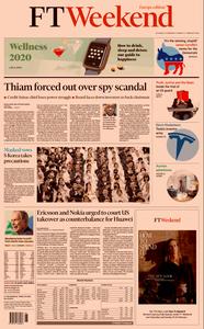 Financial Times Europe – 08 February 2020