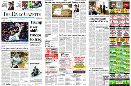 The Daily Gazette – February 04, 2019