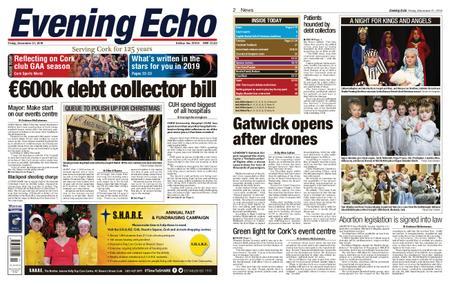 Evening Echo – December 21, 2018