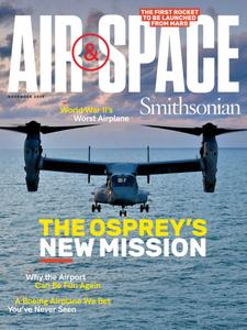Air & Space Smithsonian – October 2019