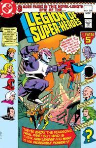 Legion of Super-Heroes 269 hybrid LP