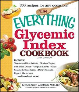 The Everything Glycemic Index Cookbook [Repost]