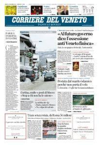 Corriere del Veneto Padova e Rovigo - 30 Dicembre 2017