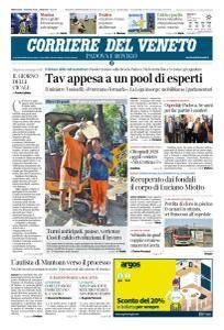 Corriere del Veneto Padova e Rovigo - 1 Agosto 2018