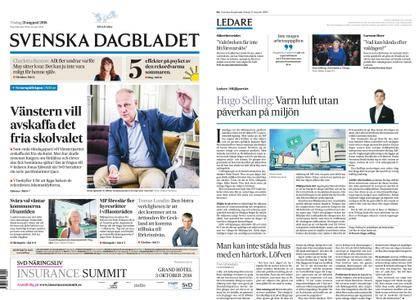Svenska Dagbladet – 21 augusti 2018