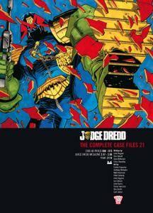 Judge Dredd - The Complete Case Files 021 Digital juvecube