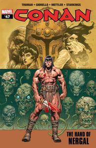 Conan 047 Marvel 2007 Digital Shadowcat